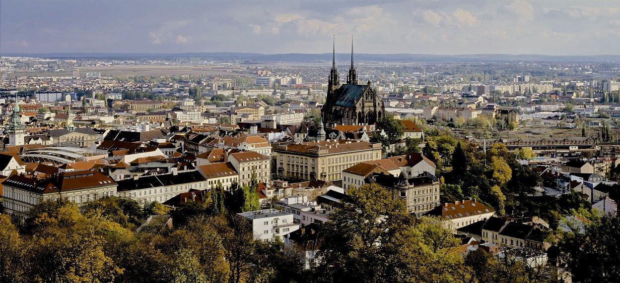 Brno - panorama